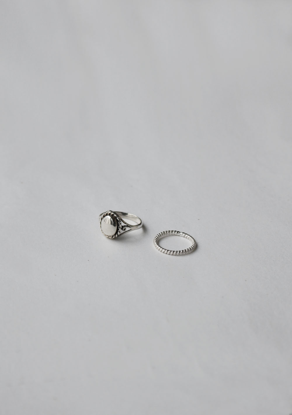 Select Ring 006 Silver 925