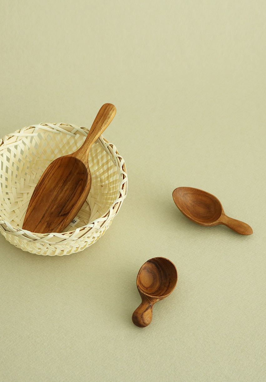 Wood Scoop