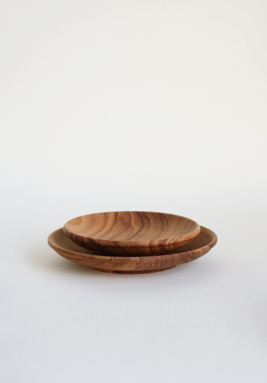 Wood mini Dish